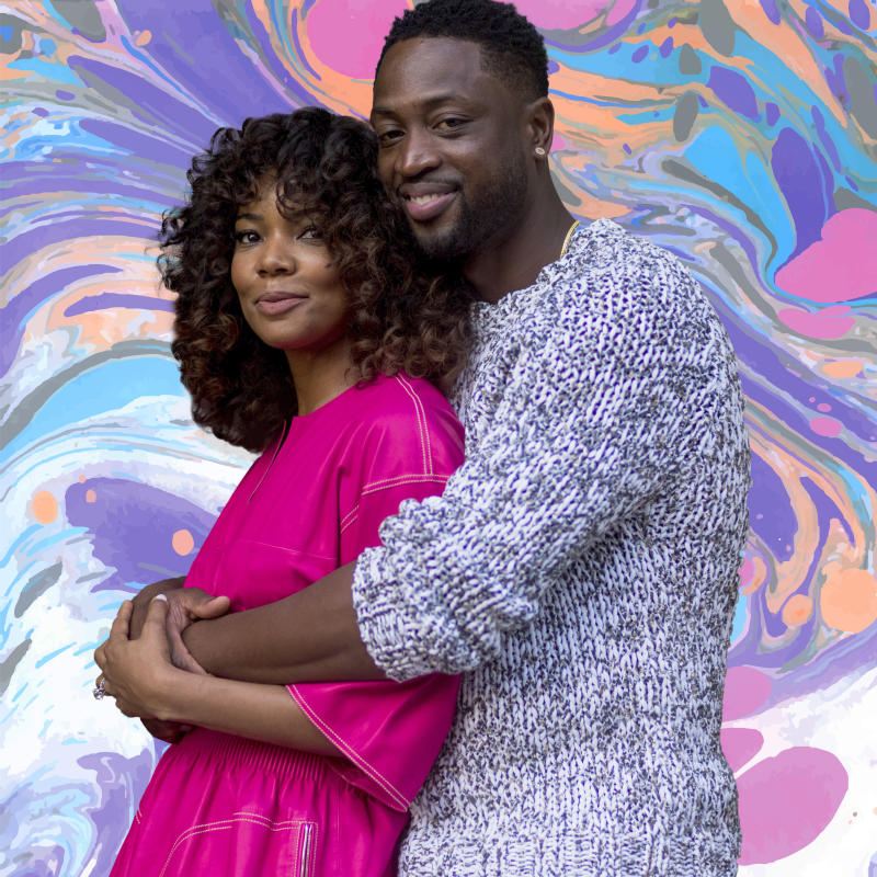 Gabrielle union wishes dwyane wade a happy anniversary shares cute gabrielle union wishes dwyane wade a happy anniversary shares cute wedding moments junglespirit Image collections