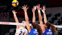 Volleyball - Women's Pool B - United States v The Russian Olympic Committee