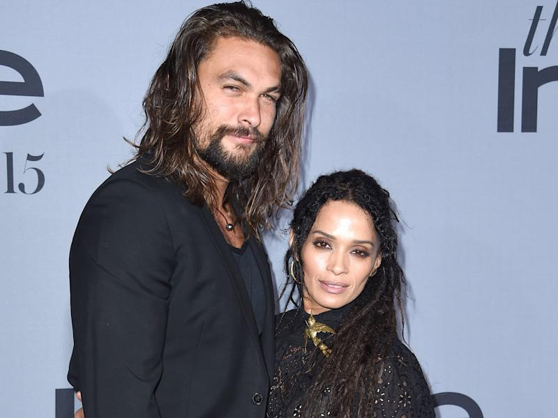 Jason Momoa and Lisa Bonet Are Married! Get the Details on Their Secret Ceremony