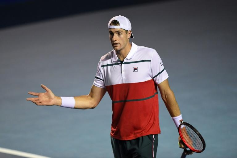 """John Isner, America's top-ranked men's player, says not playing Wimbledon this year would be a """"tough pill to swallow"""""""