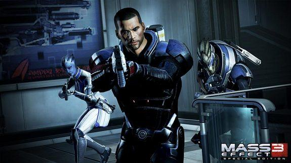 Bioware has tracked player behavior and preferences in its popular Mass Effect games to include player feedback in future game design.