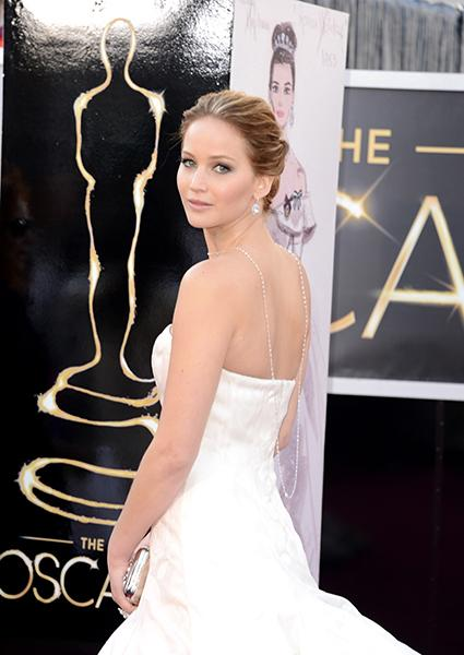 Jennifer Lawrence - We're not ashamed to admit that our love for J.Law is unrelenting and unending. Thankfully, the best actress nominee rewards our love by always looking fantastic. Case in point: her scene-stealing Dior Haute Couture gown and sophisticated Chopard jewels. We're absolutely obsessed with the fact that she chose to wear the elegant strand of diamond beads (which totalled 74 carats, by the way) backwards. So chic.<br /><br />
