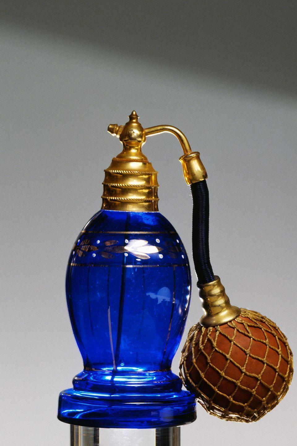 <p>They just don't make 'em like they used to. Glassblowers throughout the world turned perfume bottles into an art form in the 19th century. If you have anything in pristine condition from companies like New England Glass Company or the Boston & Sandwich Glass Company, keep it somewhere safe until you get it appraised. </p><p><strong>What it's worth: </strong>Up to $1,000<br></p>