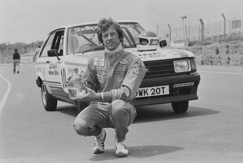 British businessman and racer Mark Thatcher, UK, 7th June 1979. (Photo by Evening Standard/Hulton Archive/Getty Images)