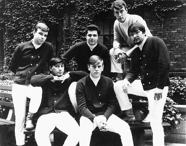 """<p>When a Pittsburgh DJ discovered a two-year-old record by the Shondells and played it at his weekend dances, the song became an instant hit. A record distributor bootlegged it and sold 80,000 copies in ten days. By May 1966, the song <a href=""""https://www.amazon.com/Hanky-Panky-Single-Version/dp/B001249QWQ/?tag=syn-yahoo-20&ascsubtag=%5Bartid%7C10055.g.33861456%5Bsrc%7Cyahoo-us"""" rel=""""nofollow noopener"""" target=""""_blank"""" data-ylk=""""slk:&quot;Hanky Panky&quot;"""" class=""""link rapid-noclick-resp"""">""""Hanky Panky""""</a> was a hit, so a promotor tracked down Tommy James, and a new band was found because the old band couldn't be put back together. With James' strong lead and backup harmonies, they enjoyed hits such as """"<a href=""""https://www.amazon.com/I-Think-Were-Alone-Now/dp/B00122OP0G/?tag=syn-yahoo-20&ascsubtag=%5Bartid%7C10055.g.33861456%5Bsrc%7Cyahoo-us"""" rel=""""nofollow noopener"""" target=""""_blank"""" data-ylk=""""slk:I Think We're Alone Now"""" class=""""link rapid-noclick-resp"""">I Think We're Alone Now</a>."""" In 1969, the group released its biggest hits, """"<a href=""""https://www.amazon.com/Crimson-and-Clover-Long-Version/dp/B00124AGS4/?tag=syn-yahoo-20&ascsubtag=%5Bartid%7C10055.g.33861456%5Bsrc%7Cyahoo-us"""" rel=""""nofollow noopener"""" target=""""_blank"""" data-ylk=""""slk:Crimson and Clover"""" class=""""link rapid-noclick-resp"""">Crimson and Clover</a>,"""" """"Do Something to Me"""" and """"<a href=""""https://www.amazon.com/Crystal-Blue-Persuasion/dp/B00124DF82/?tag=syn-yahoo-20&ascsubtag=%5Bartid%7C10055.g.33861456%5Bsrc%7Cyahoo-us"""" rel=""""nofollow noopener"""" target=""""_blank"""" data-ylk=""""slk:Crystal Blue Persuasion"""" class=""""link rapid-noclick-resp"""">Crystal Blue Persuasion</a>."""" </p>"""
