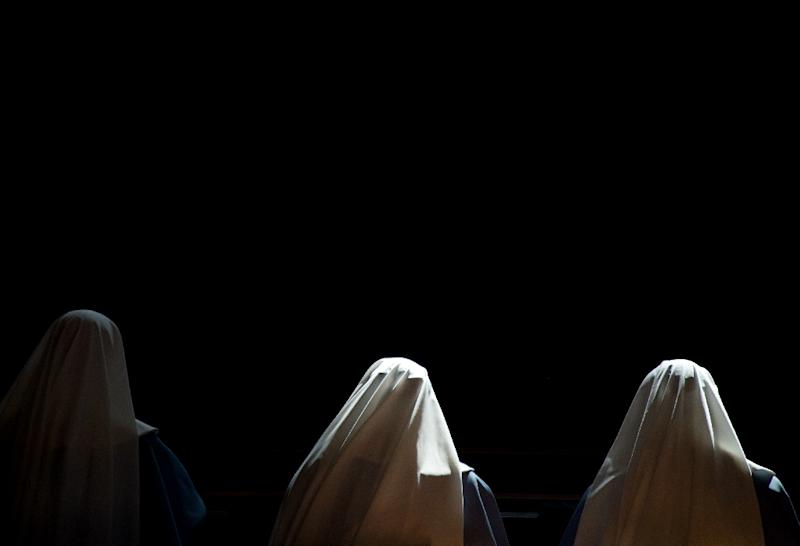 Some 18,000 nuns served in around 100 Catholic women's religious orders in Poland as of 2016, according to the Statistical Institute of the Catholic Church of Poland