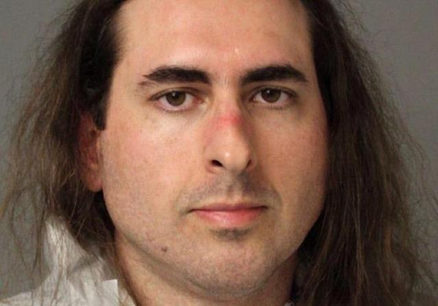 <p>Jarrod Ramos, suspected of killing five people at the offices of the Capital Gazette newspaper office in Annapolis, Md., June 28, 2018 is seen in this Anne Arundel Police Department booking photo provided June 29, 2018. (Photo: Anne Arundel Police/Handout via Reuters) </p>