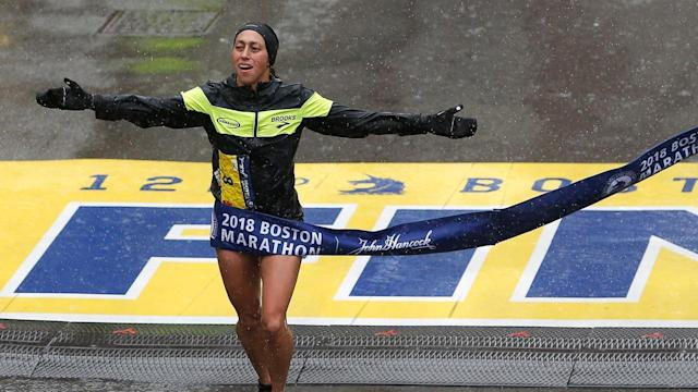 2018 Boston Marathon winner Desiree Linden shares reasons why U.S.fans should be optimistic about the future of American marathon runners.
