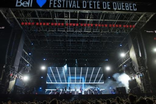The summer festival, known in French as the Festival d'ete de Quebec, follows an unusual public model with low-price passes for a full 11 days of music, the sheer volume of selling some 100,000 tickets helping recoup costs