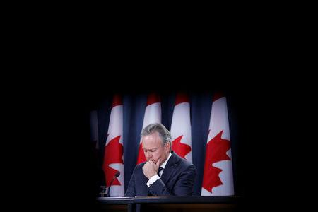 """Bank of Canada governor says fundamental factors continue to drive inflation"""""""