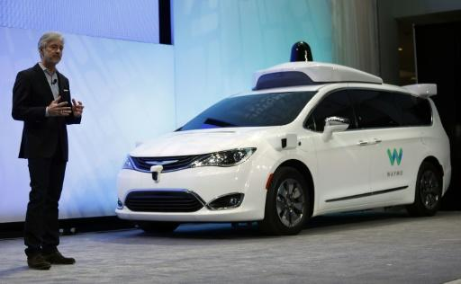 Google's Waymo self-driving minivans come loaded with Intel chips