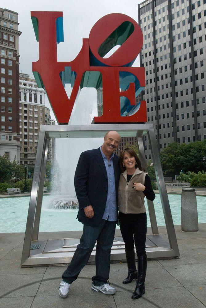 Dr. Phil and Robin McGraw | Robin McGraw