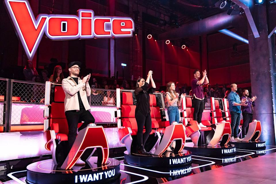 The Voice of Gemany 2020 - Coaches Standing Ovations Battles