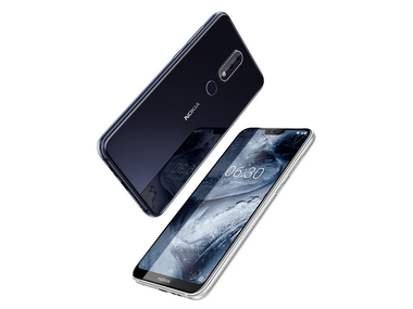 Nokia X6. Image: Nokia, China
