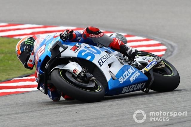 "Alex Rins, Team Suzuki MotoGP <span class=""copyright"">Gold and Goose / Motorsport Images</span>"
