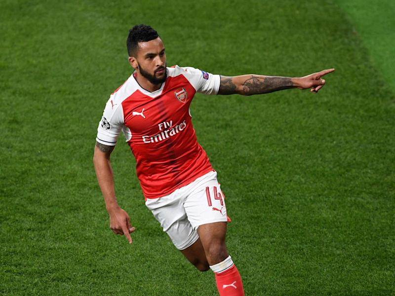 Theo Walcott has scored three in his last four games for Arsenal (Getty)