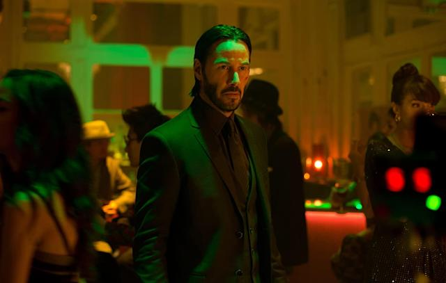 John Wick creator Derek Kolstad expects Keanu Reeves to return for a fifth film (Image by Lionsgate)
