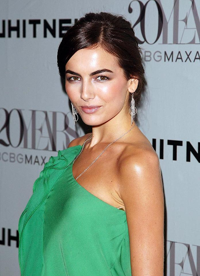 "How could Joe Jonas no longer want to date a woman as beautiful as Camilla Belle? Andrew H. Walker/<a href=""http://www.gettyimages.com/"" target=""new"">GettyImages.com</a> - June 17, 2009"