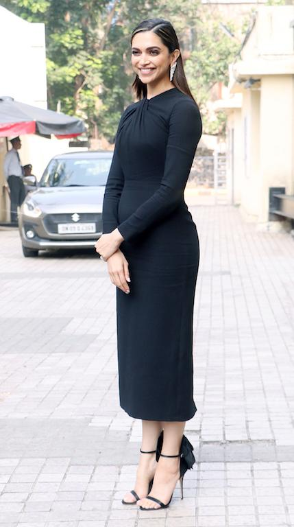 Deepika Padukone at the trailer launch of her new film