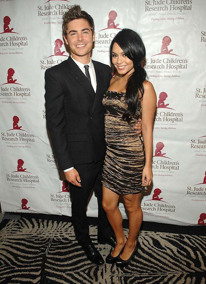 """<a href=""""http://www.gossipcop.com/zac-efron-proposing-proposal-vanessa-hudgens/"""" target=""""new"""">Gossip Cop</a> has the inside info about Zac Efron having a """"ring picked out"""" and being poised to pop the question this summer to Vanessa Hudgens. Duffy-Marie Arnoult/<a href=""""http://www.wireimage.com"""" target=""""new"""">WireImage.com</a> - April 6, 2010"""