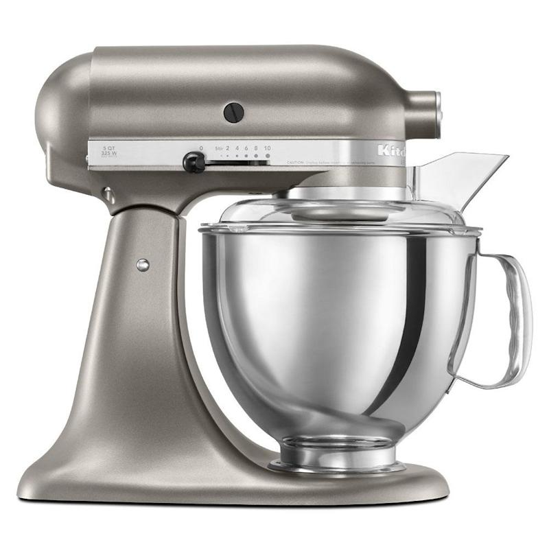 KitchenAid Architect Series 5-Qt Tilt-Head Stand Mixer, Cocoa Silver