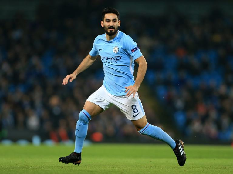 Manchester City's Ilkay Gundogan reveals why he chose Manchester City over Liverpool