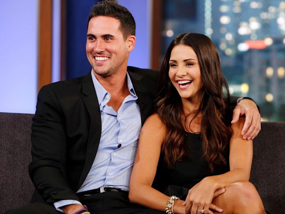 "<p>Since couples can't go public and start life together post-engagement, producers <em>do</em> hook them up with a swanky hotel before they go their separate ways. Andi Dorfman revealed in her book, <em><a href=""https://www.amazon.com/dp/B012OS8WQY/"" rel=""nofollow noopener"" target=""_blank"" data-ylk=""slk:It's Not Okay"" class=""link rapid-noclick-resp"">It's Not Okay</a>, </em>that she and Josh <a href=""https://www.bustle.com/articles/179022-17-bachelor-bachelorette-secrets-from-andi-dorfmans-book-that-prove-she-knows-the-definition-of"" rel=""nofollow noopener"" target=""_blank"" data-ylk=""slk:got to enjoy"" class=""link rapid-noclick-resp"">got to enjoy</a> a ""sprawling mansion overlooking the Caribbean, equipped with a manicured lawn, pool, hot tub, and a full time staff of no fewer than 10 people there to serve our every need and desire.""</p>"