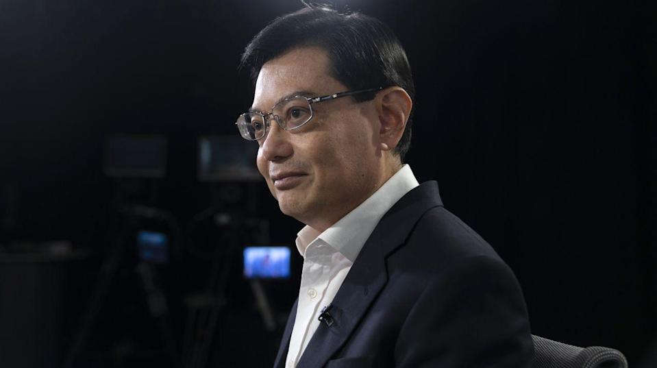 Heng Swee Keat, Singapore's finance minister, (Photo: Getty Images)