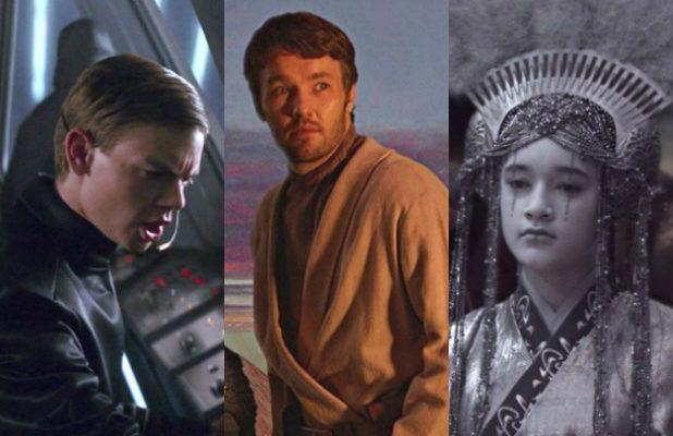 Keira Knightley, Tom Hardy and 28 Other  Actors You Probably Didn't Know Were in 'Star Wars' Movies (Photos)