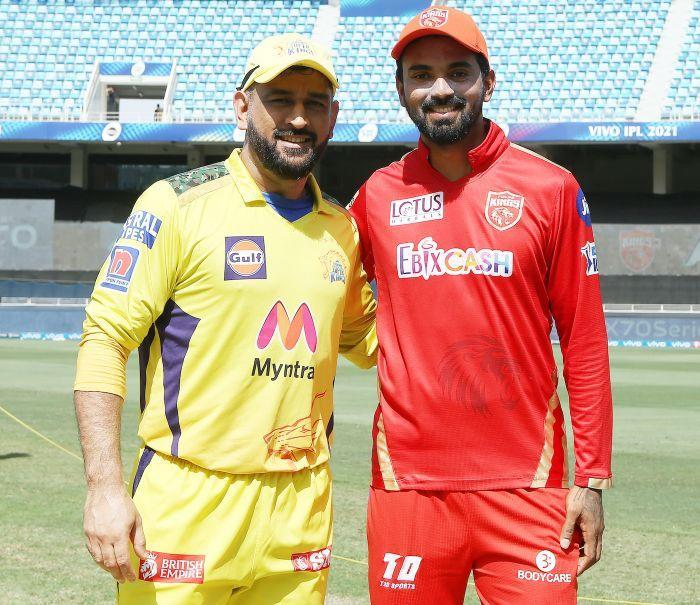 MS Dhoni and KL Rahul at the toss | ESPNcricinfo.com