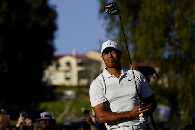 """<h1 class=""""title"""">Sport: Genesis Open - Round 2</h1> <div class=""""caption""""> (Photo by Paul Mounce/Getty Images) </div> <cite class=""""credit"""">Paul Mounce - Corbis</cite>"""
