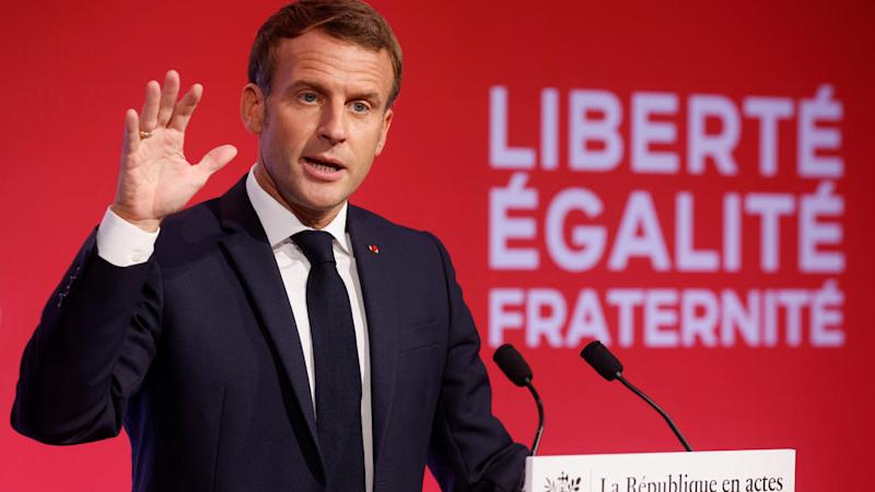 Macron denounces Islamists' politico-religious project in France