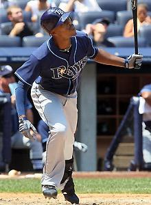 B.J. Upton is one of the Rays' few veteran position players after a leaky offseason