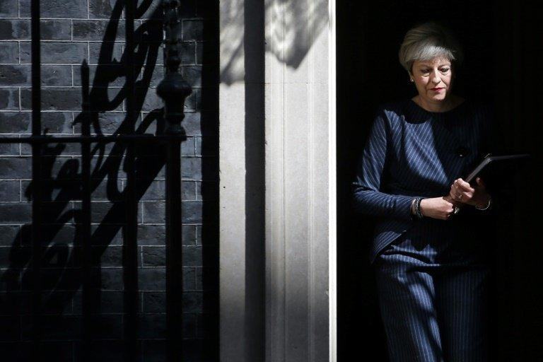 British Prime Minister Theresa May called the snap election in April, saying she wanted a mandate to go into the negotiations on taking Britain out of the European Union