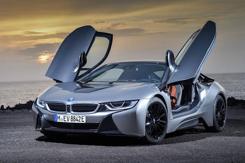 2019 BMW i8 Coupe. (Image: AFP Relaxnews)