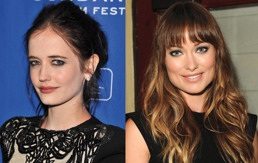 """Olivia was one of the finalists to play Vesper Lynd in """"<a href=""""http://movies.yahoo.com/movie/1808476050/info"""">Casino Royale</a>,"""" but she lost out to Eva Green. Fast forward a couple of years, when Bond's own Daniel Craig recommended Eva Green to play Ella in """"Cowboys and Aliens,"""" but when Green had to drop out, Olivia was cast."""