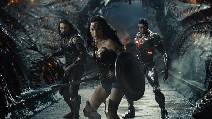 'Zack Snyder's Justice League' (WB/HBO Max)