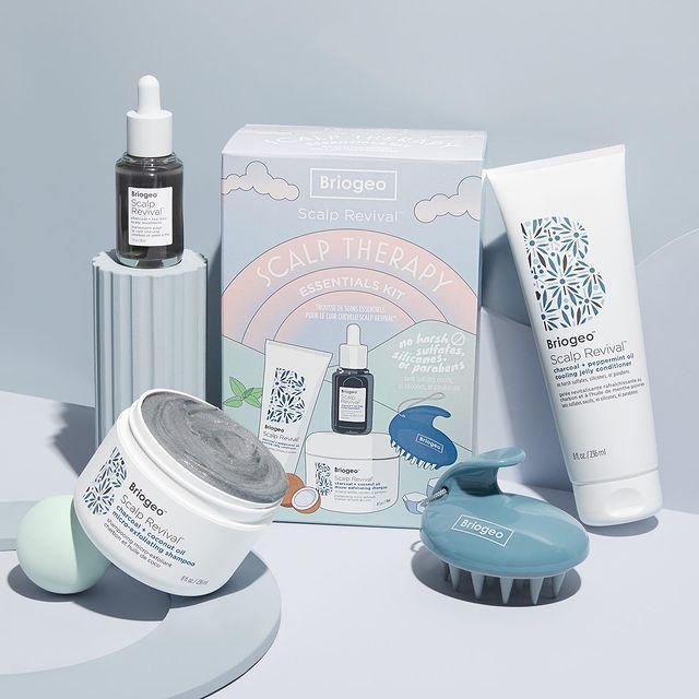 "<p>Scalp care has been growing in popularity in the last year and we expect to see it continue. Treating your scalp with TLC can help prevent dryness, flaking, and can even promote shinier hair.</p><p>Briogeo Scalp Revival Scalp Therapy Essentials Value Set, $85, sephora.com <a class=""link rapid-noclick-resp"" href=""https://go.redirectingat.com?id=74968X1596630&url=https%3A%2F%2Fwww.sephora.com%2Fproduct%2Fbriogeo-scalp-revival-scalp-therapy-essentials-kit-P455581&sref=https%3A%2F%2Fwww.harpersbazaar.com%2Fbeauty%2Fhair%2Fg35018517%2F2021-hair-trends%2F"" rel=""nofollow noopener"" target=""_blank"" data-ylk=""slk:SHOP"">SHOP</a></p><p><a href=""https://www.instagram.com/p/CH3XJyShN3F/"" rel=""nofollow noopener"" target=""_blank"" data-ylk=""slk:See the original post on Instagram"" class=""link rapid-noclick-resp"">See the original post on Instagram</a></p>"
