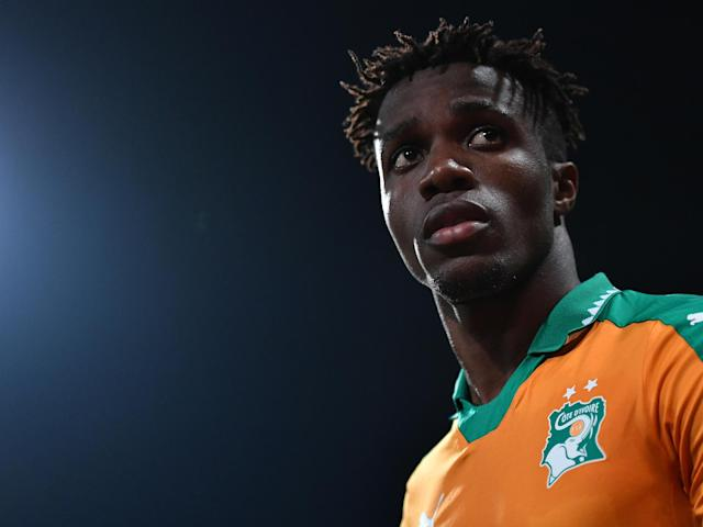 What is easy about Zaha playing for the Cote d'Ivoire, and not England?: Getty