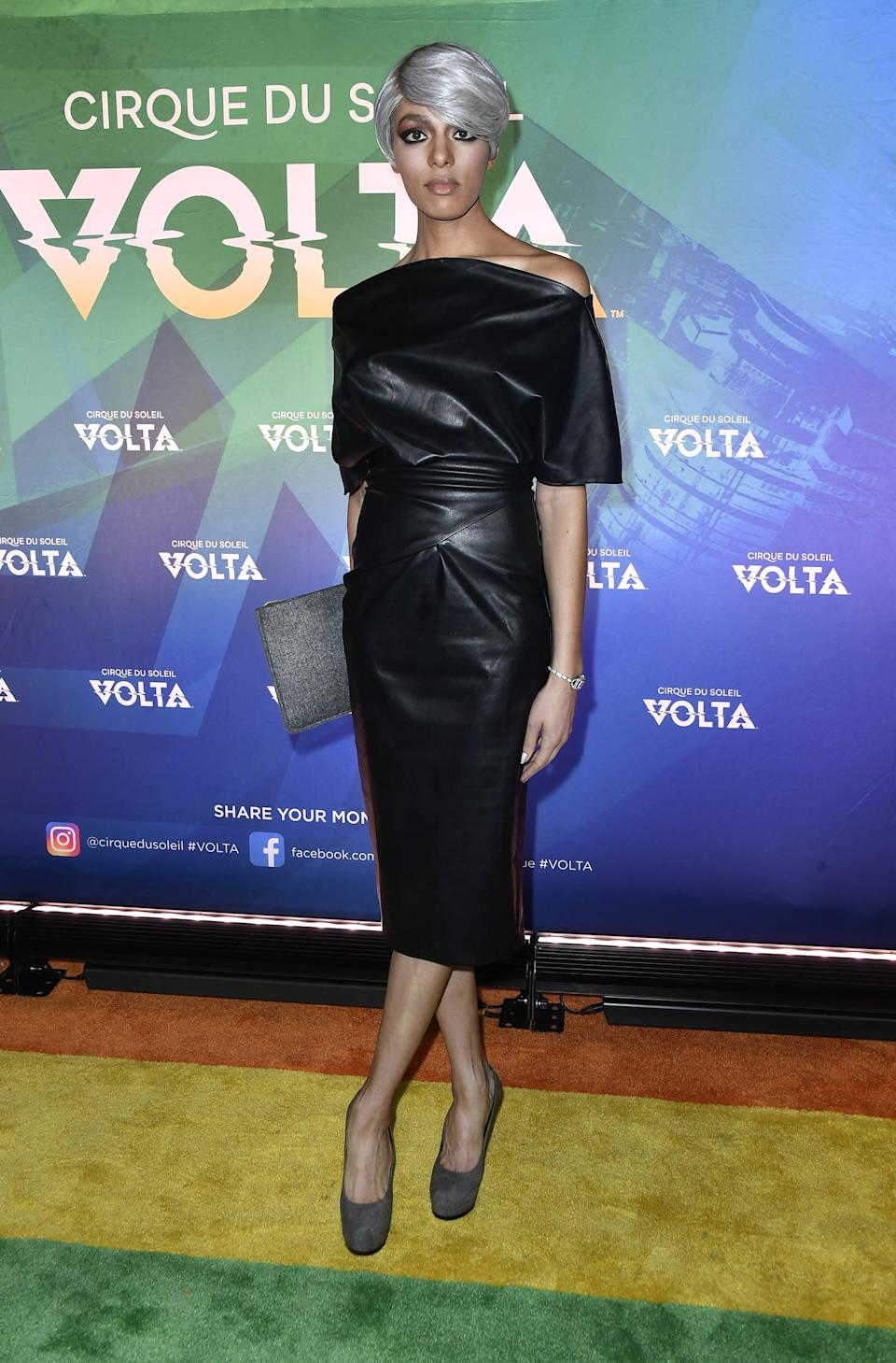 <p>Arisce Wanzer is an American model who has walked for Topshop and was featured in a campaign for Kenneth Cole during the start of her career. Now, she has been featured in magazines like <strong>Vogue</strong>, <strong>Elle</strong> and <strong>Forbes</strong>. </p>