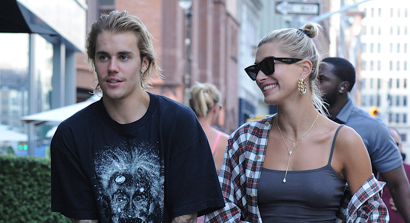 Hailey Baldwin and Justin Bieber married for a second time in South Carolina [Photo: Getty]