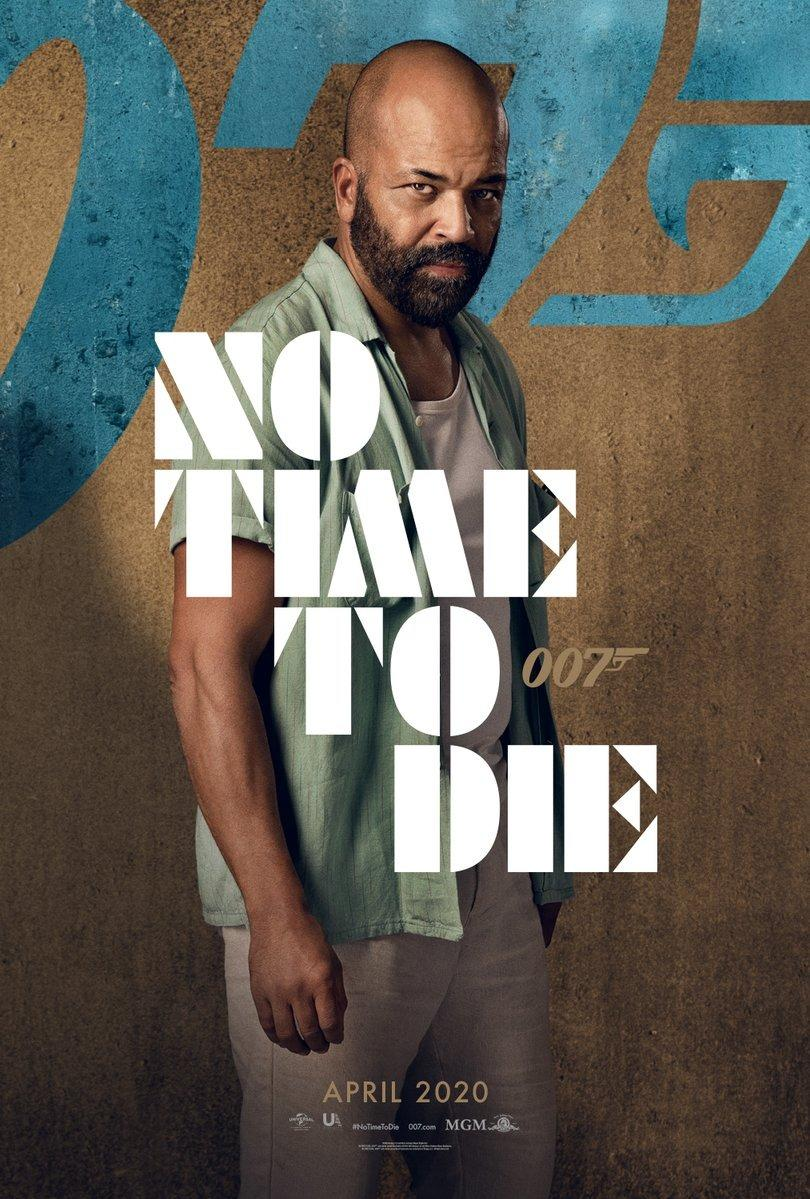 Jeffrey Wright's Felix Leiter draws James Bond out of retirement to track down a missing scientist in <em>No Time To Die</em>. (Universal/MGM/Eon)