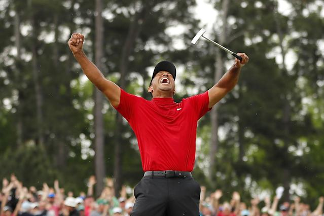 Masters 2019: Presidents Donald Trump, Barack Obama among stars to congratulate Tiger Woods on win