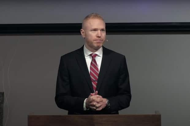 GraceLife Church Pastor James Coates was charged in February with violating COVID-19 public health orders and spent 35 days in custody before pleading guilty to a charge of breaching bail. He returned to the pulpit on March 28.
