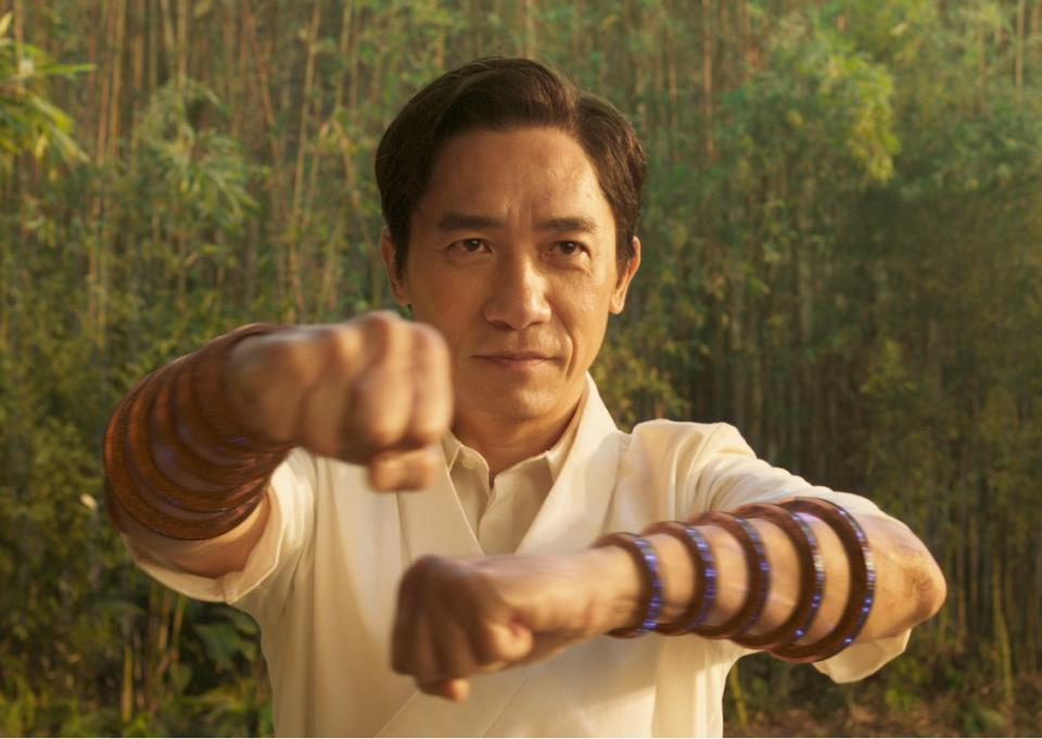 Tony Leung Chiu-wai in Shang-chi And The Legend Of The Ten Rings. (Still: Disney)