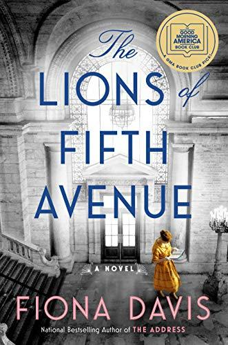 """The Lions of Fifth Avenue,"" by Fiona Davis (Amazon / Amazon)"