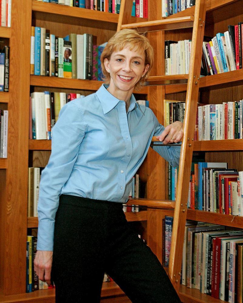 Martha Beck in 2005