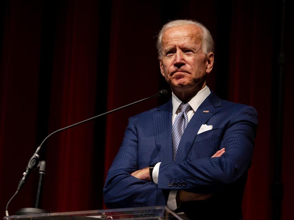 Joe Biden allegations: Second woman accuses former vice-president of unwanted touching