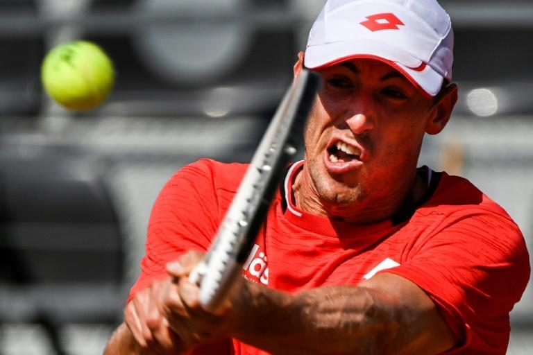 John Millman claims debut title