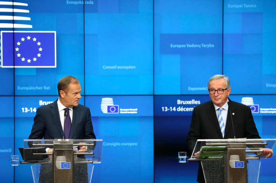 <em>The EU has signalled that they will not negotiate any further (Getty)</em>